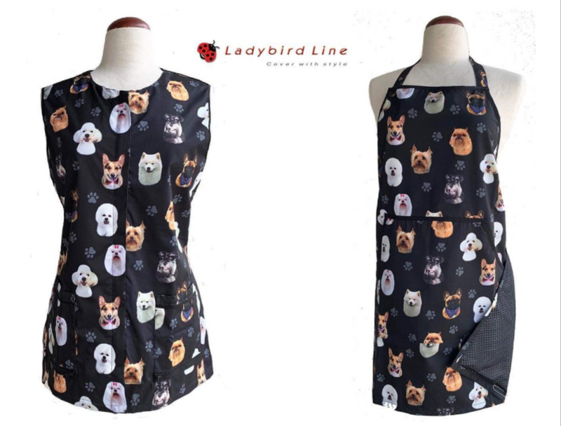 Ladybird Waterproof Bathing Vest - Multi Dog Breeds