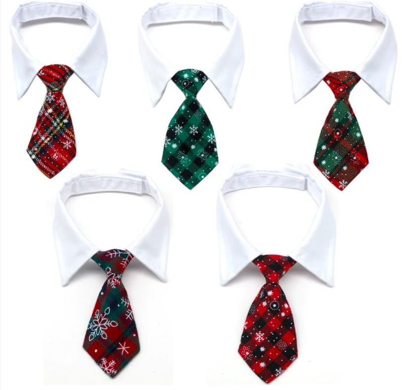Holiday  Collared Neckties