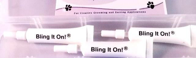 Bow Wow Bling - Bling it on!  Glue Tubes
