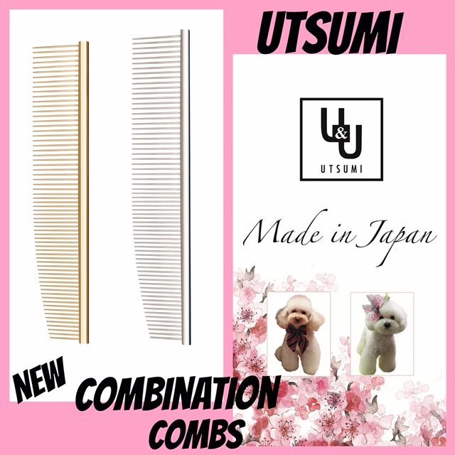 Utsumi  Combination comb