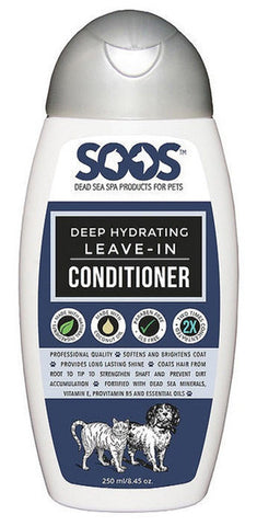 Soos Deep Hydration Leave-In Conditioner