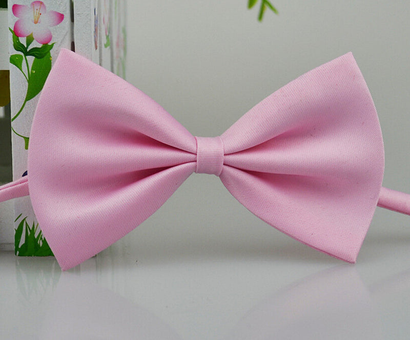Bowties-Solid colored