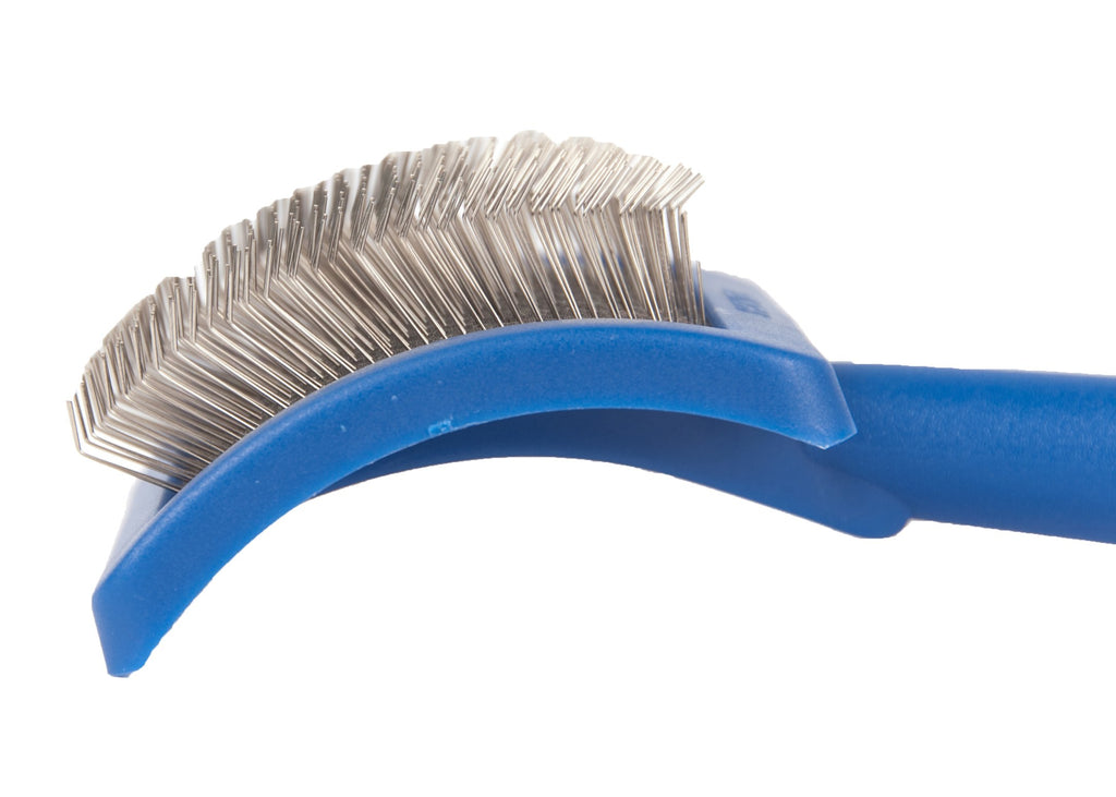 Tuffer than Tangles slicker brush