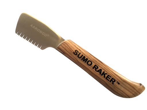 Aaronco Sumo Raker- stripping knife
