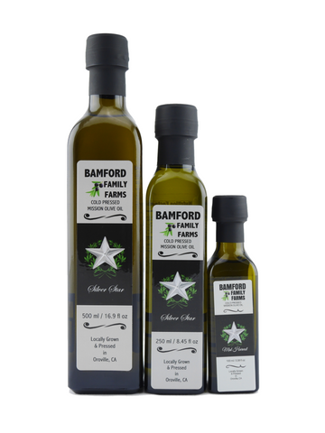 Silver Star Mid-Harvest Olive Oil