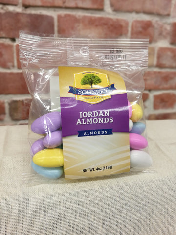 Sohnrey's Candied Jordan Almonds