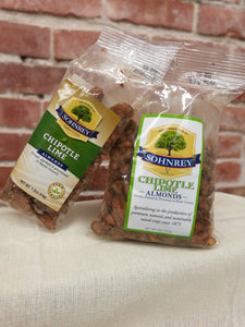 Sohnrey's Chipotle Lime Roasted Almonds