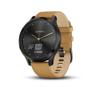 Vivomove HR Premium Black-Tan 中英文版 010-01850-50