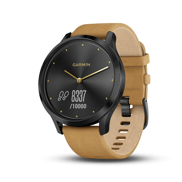 Vivomove HR Premium Black-Tan 中英文版