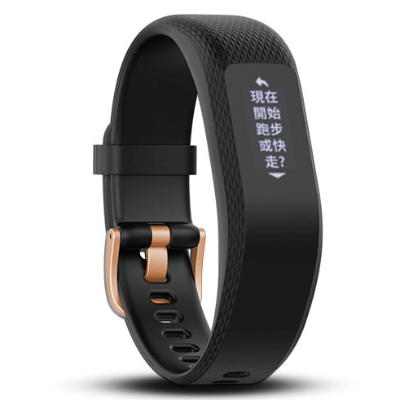 [Demo Unit]Vivosmart 3 Black Regular - Taiwan