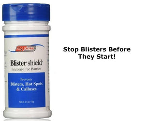 2Toms BlisterShield anti-blister 2.5 oz Shaker Bottle