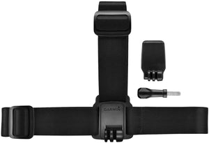 Head Strap Mount with Ready Clip for VIRB X / XE