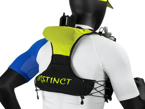 Instinct Ambition - 4.5L Trail Vest Black Green
