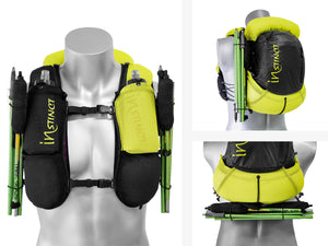 Instinct Eklipse 12L Intuitive Trail Vest