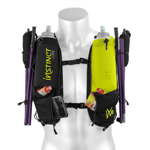 Instinct X - 10L: The ultimate Ultra Distance Racing - Training Vest