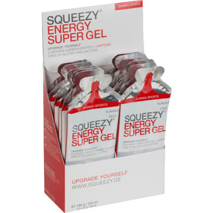 Squeezy Energy Super Gel 33g