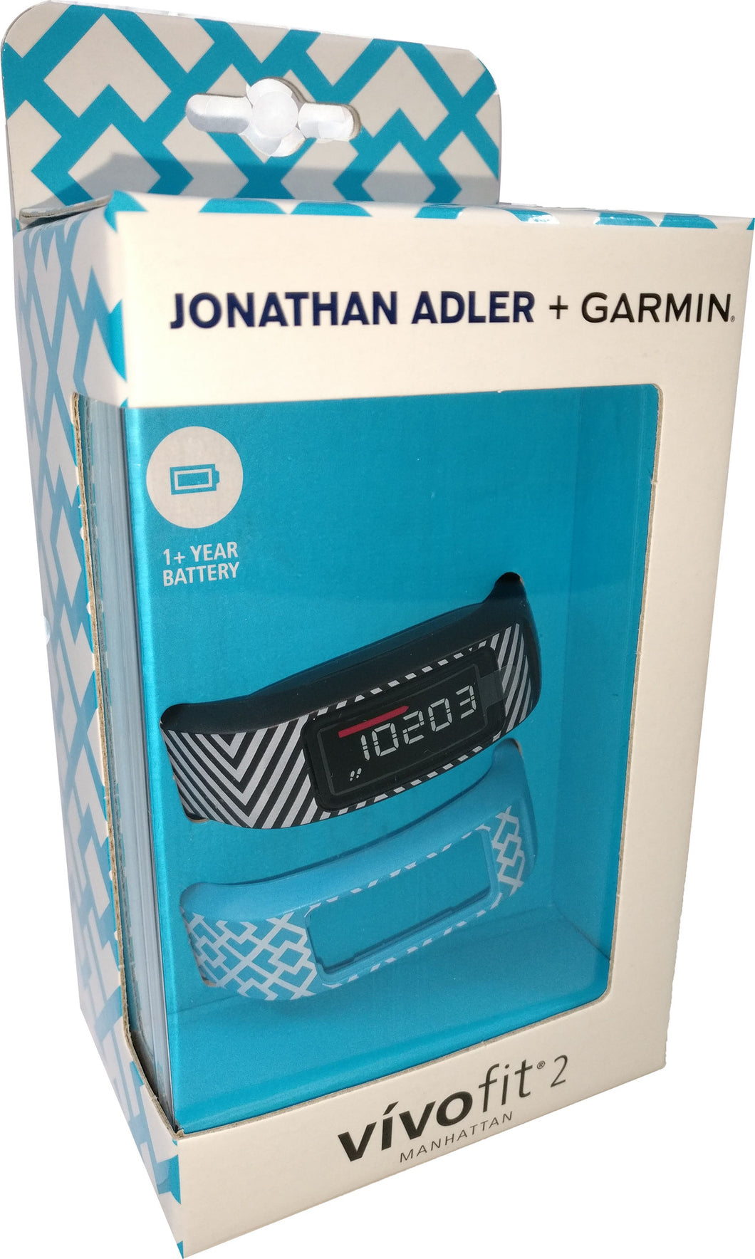 Vivofit 2 - Jonathan Adler + Garmin: The Manhattan Module Bundle