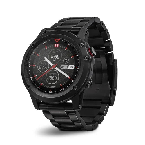 Fenix 3 Black Titanium DLC with 1150 Case Pelican 中英文版 010-01338-83