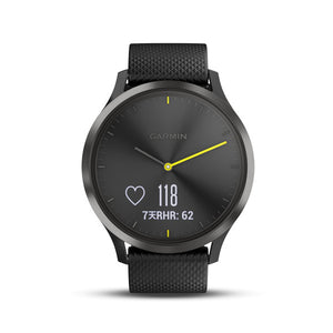 [Demo Unit] Vivomove HR Sport Black/ Black Large - Taiwan  中英文版
