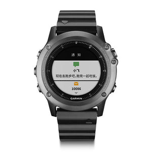 Fenix 3 Gray with Metal Band Eng/Chi