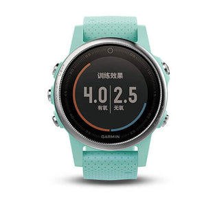 [Demo Unit]Fenix 5s Frost Blue - Chinese