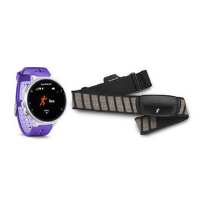 [Demo Unit]Forerunner 230 Purple/ White with PHRM