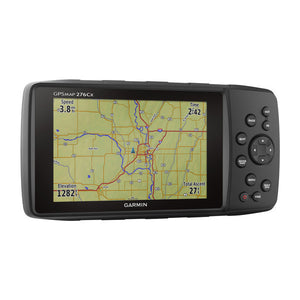 GPSMAP 276Cx All-terrain GPS Navigator Worldwide Base Map 010-01607-00