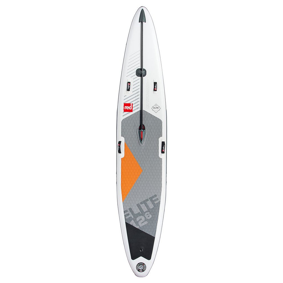 "Red Paddle Co 12'6"" X 26"" Elite MSL Inflatable SUP Board"