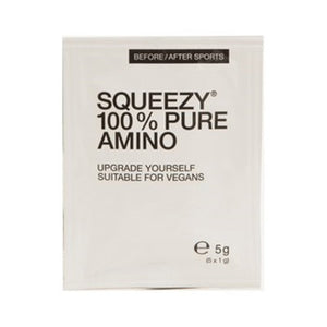 Squeezy 100% Pure Amino (5x1g)
