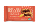 Nature's Bakery Whole Wheat Fig Bar, Peach Apricot