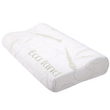 Bamboo Contour Memory Foam Pillows - 2 Pack