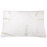 Deluxe Bamboo Cover Memory Foam Pillows - 2 pack