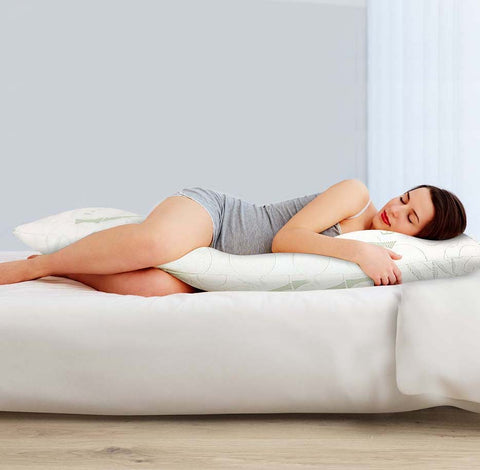 Full Body Memory Foam Pillow