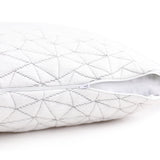 Rayon Memory Foam Pillows (King Size) - 2 Pack