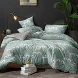 Meadow Green Quilt Cover Set