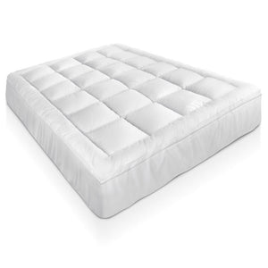 Bamboo Pillowtop Mattress Topper