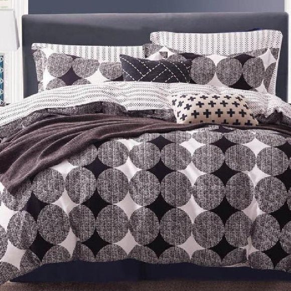 Circles Quilt Cover