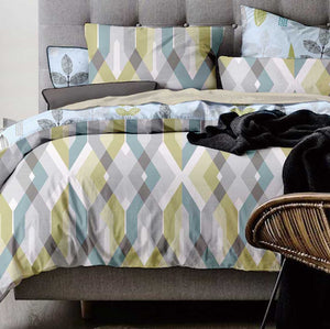 Water Weave Quilt Cover Set