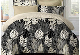 Monstera Deliciosa Quilt Cover Set