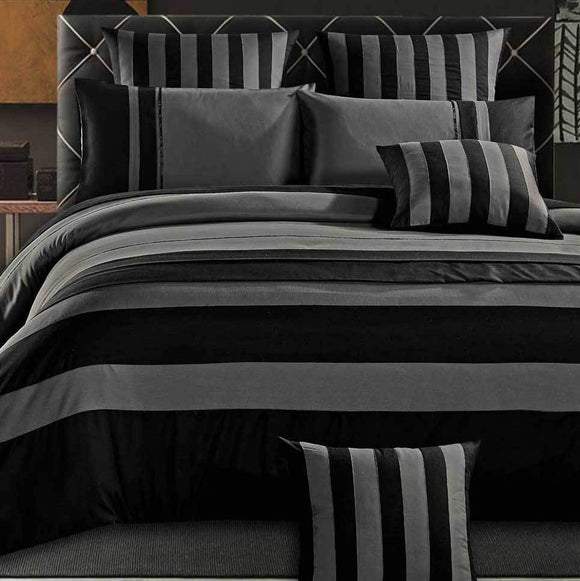 Heston Quilt Cover Set