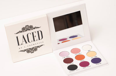 LACED Eyeshadow Palette