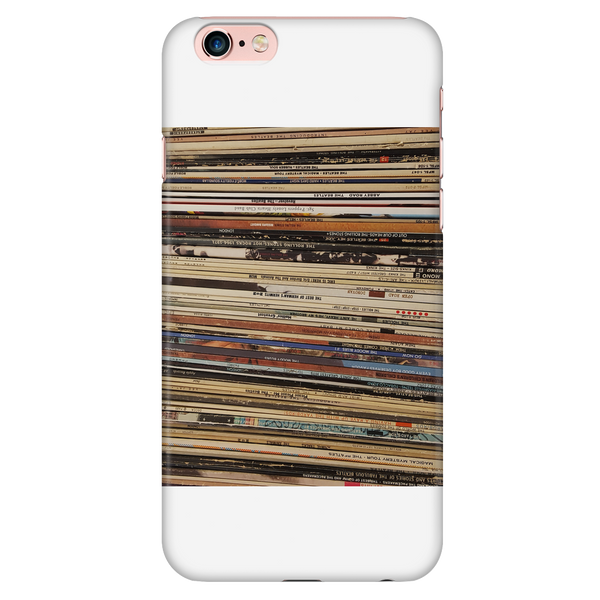 RETRO VINYL RECORD ALBUM PHONE CASE, BRITISH INVASION