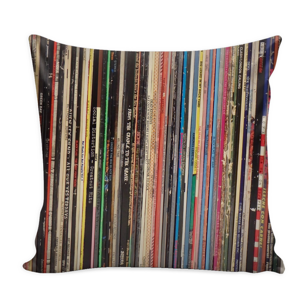 "RETRO PILLOW COVER 16"", VINYL RECORD ALBUMS, Punk Rock"