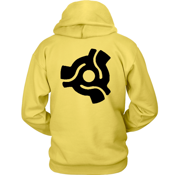 VINYL RECORDS MATTER Unisex Hoodie, Support The Vinyl Movement, 100% USA Made