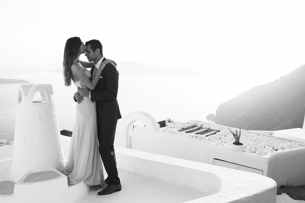 2 Years: Basil & Olivia's Santorini Wedding Video