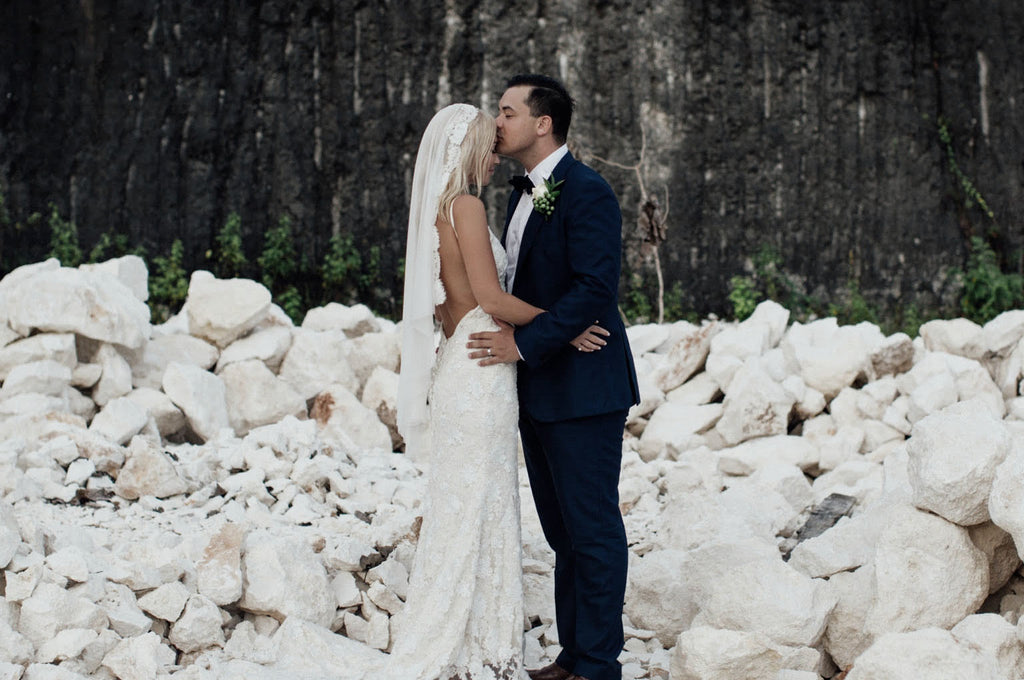 DESTINATION REAL BRIDE SERIES - WITH STEPHANIE