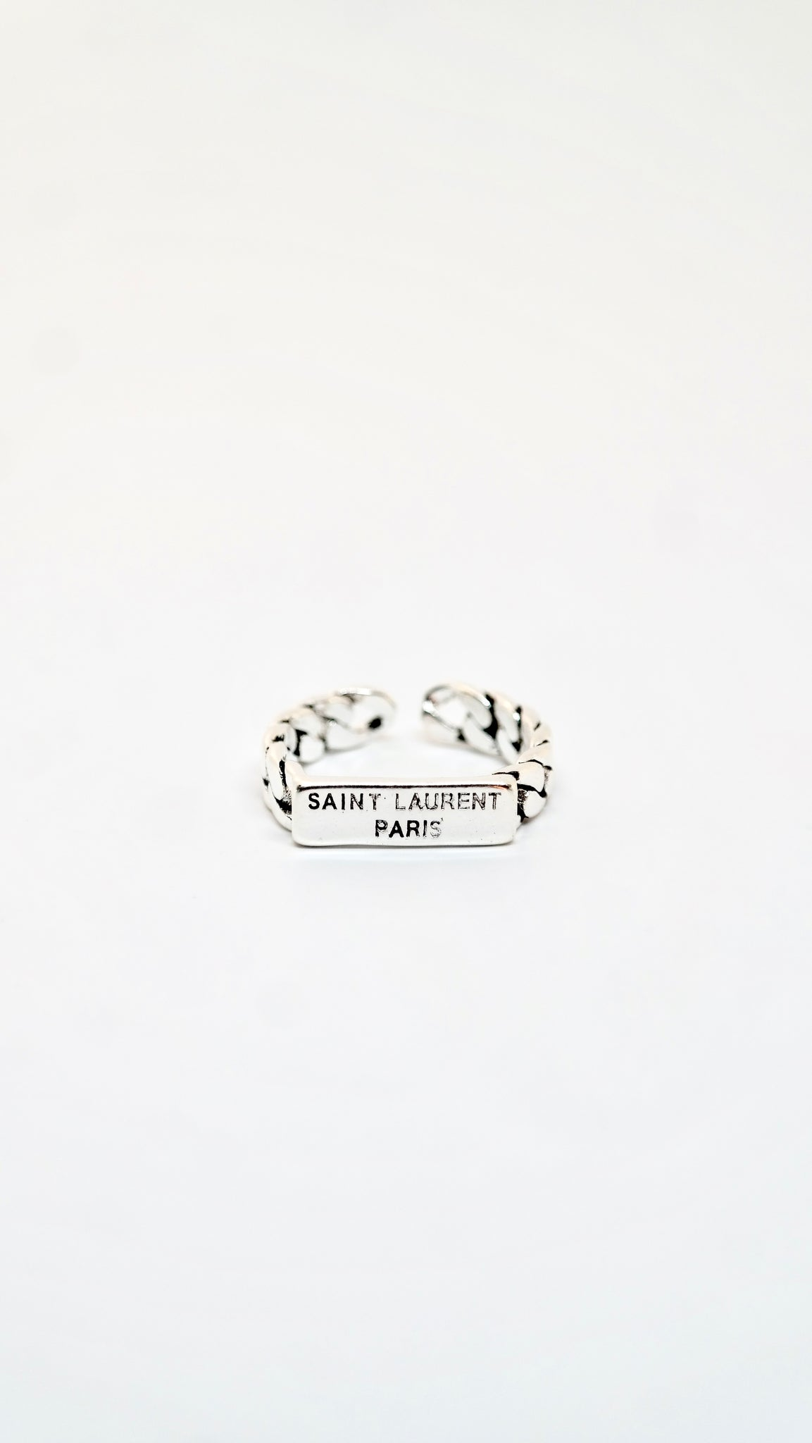 Saint Laurent Paris Ring