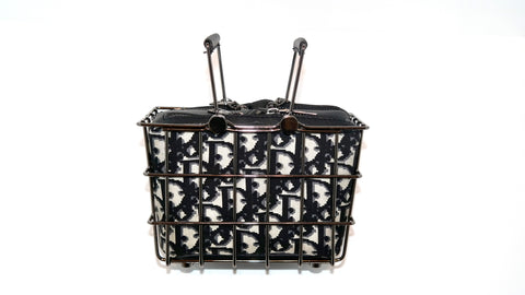 Reworked Dior Caged Handbag
