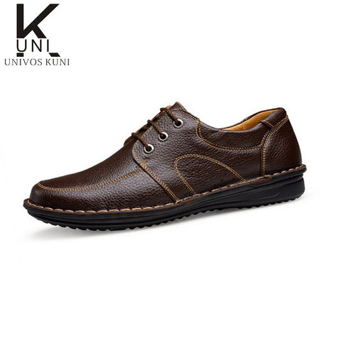 Fashion Men's Leather Shoes Business Dress Shoes
