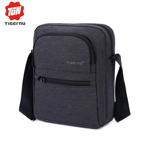 2017 New Design Tigernu men bags men Shoulder Bag famous brand design Waterproof